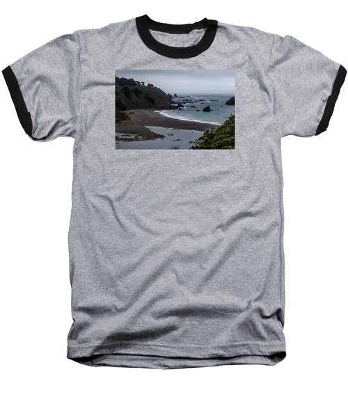 Pacific Coast Highway Baseball T-Shirt