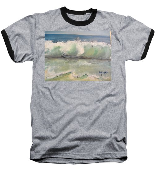 Pacific Wave Baseball T-Shirt