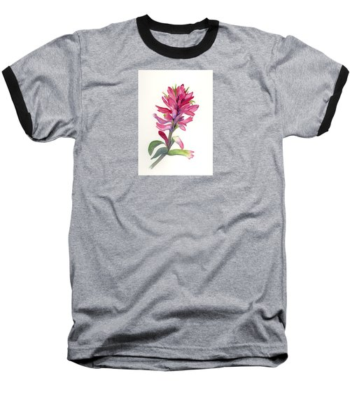 Paintbrush Baseball T-Shirt