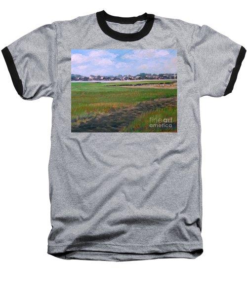 New England Shore Baseball T-Shirt