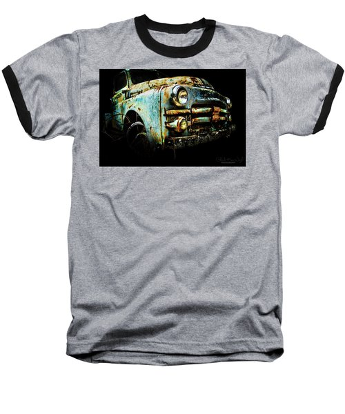 Grandpa's Truck Baseball T-Shirt