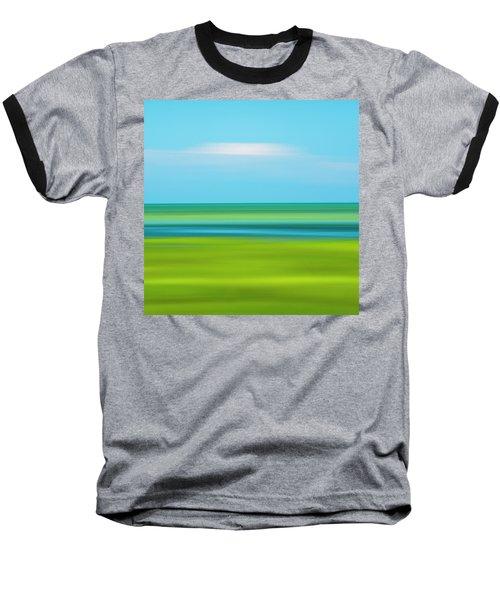 Passing Cloud Baseball T-Shirt