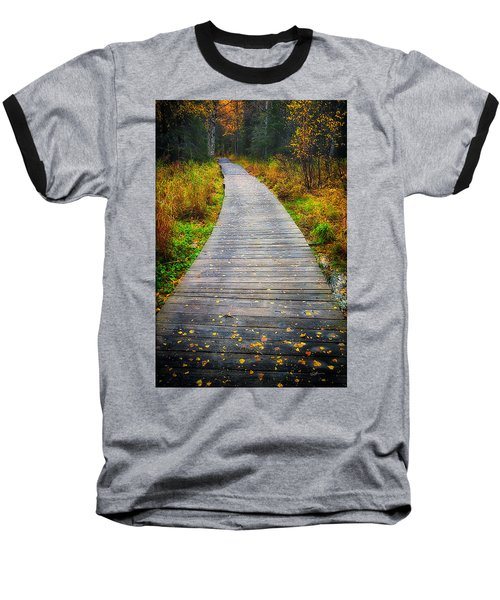 Pathway Home Baseball T-Shirt