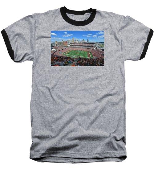 Paul Brown Stadium - Cincinnati Bengals Baseball T-Shirt