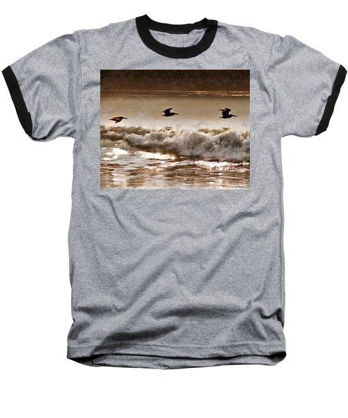 Pelican Patrol Baseball T-Shirt