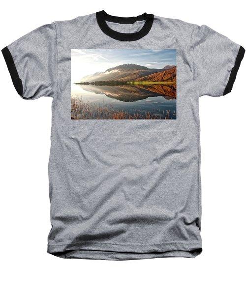 Scotland Nature Baseball T-Shirt