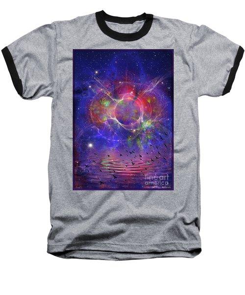 Photon Rings Baseball T-Shirt