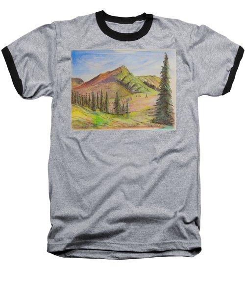 Pines On The Hills Baseball T-Shirt