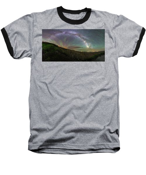 Baseball T-Shirt featuring the photograph Pinnacles  by Aaron J Groen