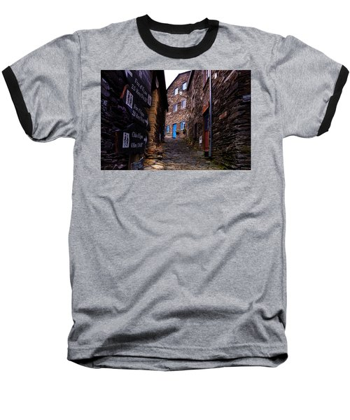 Piodao - Portugal Baseball T-Shirt