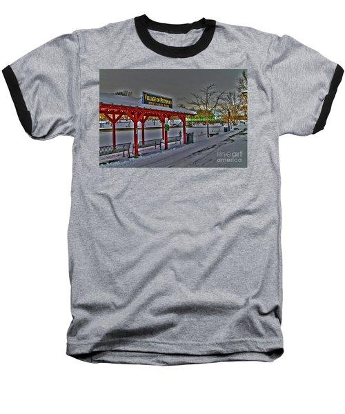 Pittsford Canal Park Baseball T-Shirt