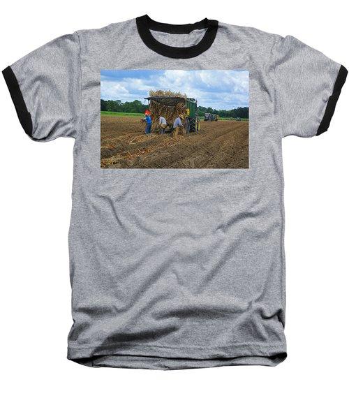Planting Sugarcane Baseball T-Shirt