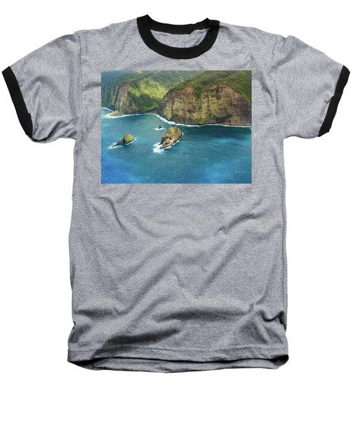 Pololu Point Baseball T-Shirt