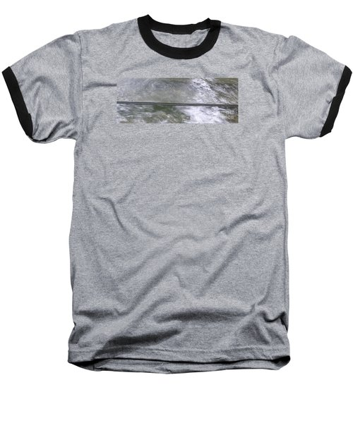 Pond  Baseball T-Shirt by Nora Boghossian