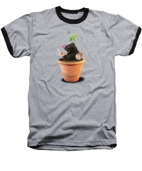 Pot Baseball T-Shirt
