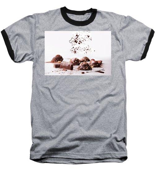 Pralines Baseball T-Shirt