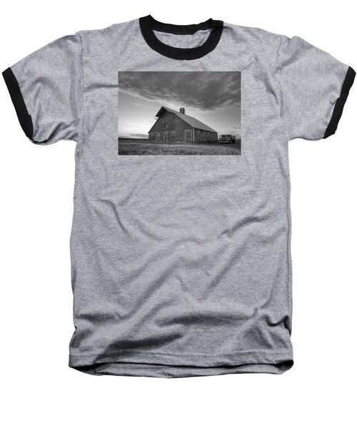 Primary Palouse Colors Baseball T-Shirt