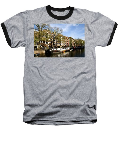 Prinsengracht Baseball T-Shirt