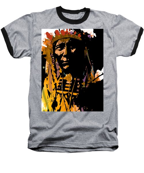 Proud Chief Baseball T-Shirt