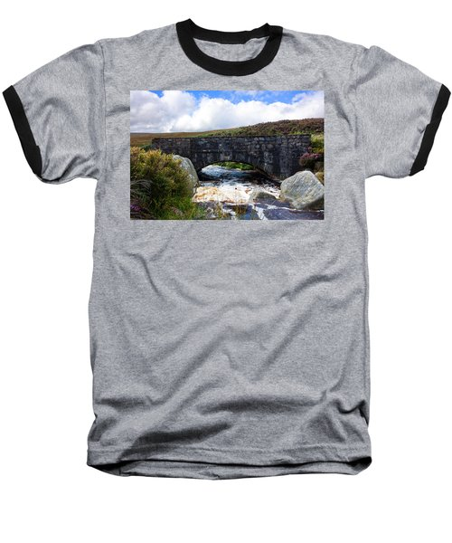 Ps I Love You Bridge In Ireland Baseball T-Shirt by Semmick Photo