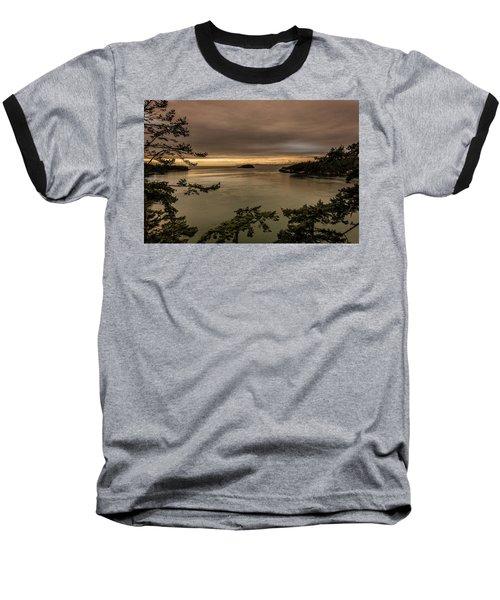 Pudget Sound Baseball T-Shirt by Sabine Edrissi