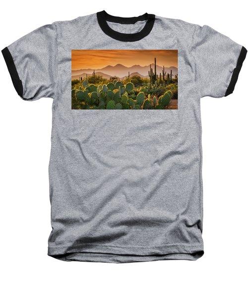 Pure Sonoran Gold  Baseball T-Shirt