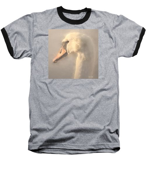 Baseball T-Shirt featuring the photograph Purity by Rose-Maries Pictures