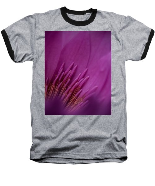 Purple Haze Baseball T-Shirt