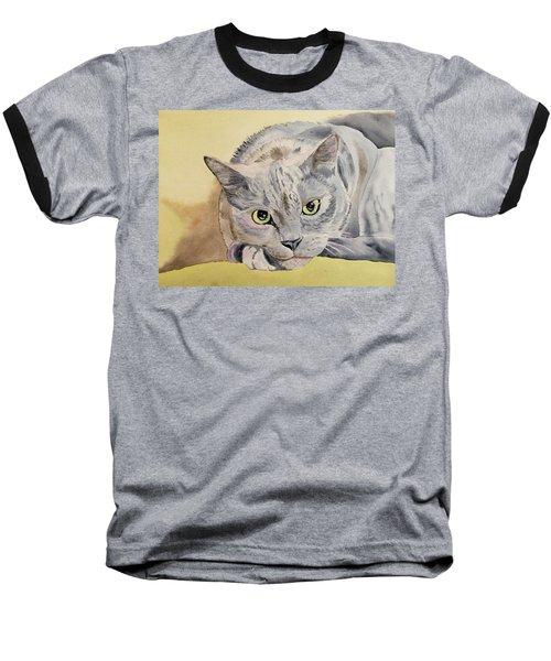 Puss Off Baseball T-Shirt