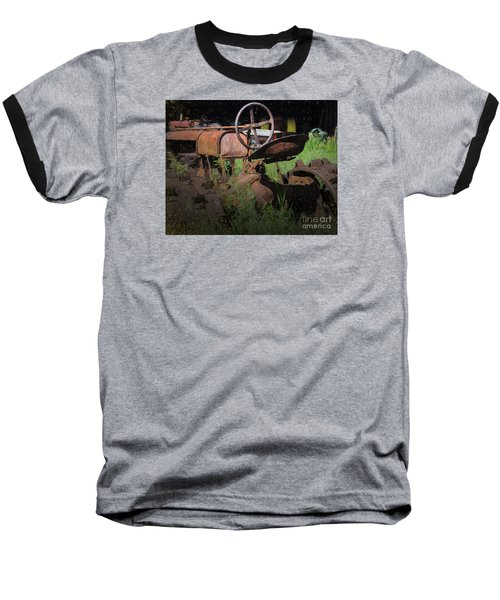Put Out To Pasture Baseball T-Shirt by JRP Photography