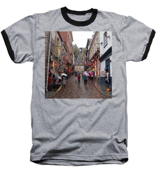 Quebec City Baseball T-Shirt