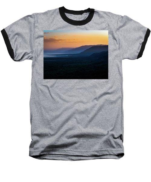 Quiet Beauty Baseball T-Shirt