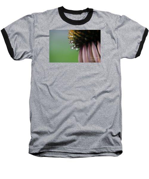 Rain Rain Rain Baseball T-Shirt by Yumi Johnson