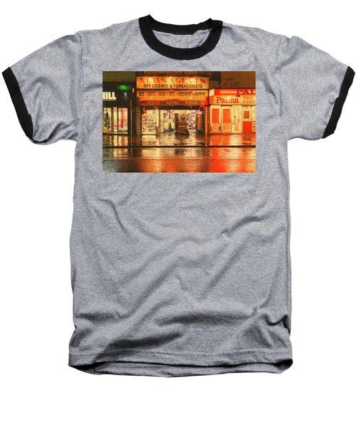 Rain Town Baseball T-Shirt