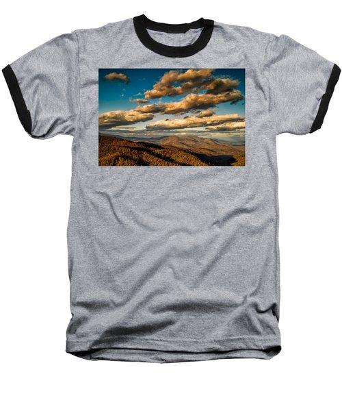 Reaching For The Light Baseball T-Shirt