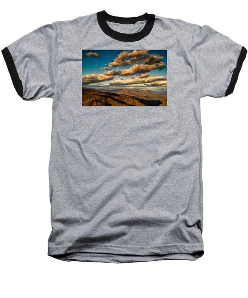 Reaching For The Light Baseball T-Shirt