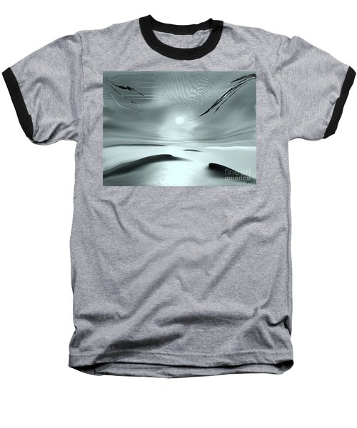 Sparkling In The Sand 2 Baseball T-Shirt