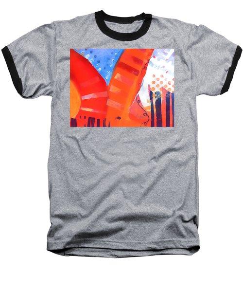 Red Series Baseball T-Shirt