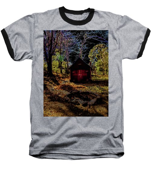 Red Shed Baseball T-Shirt