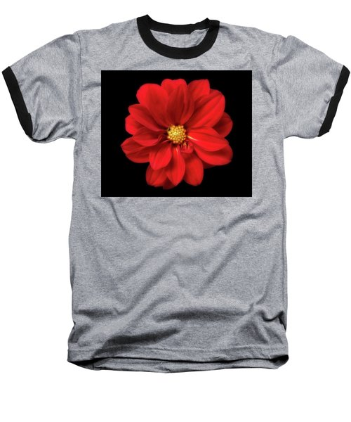 Red Summer Memory 2 Baseball T-Shirt