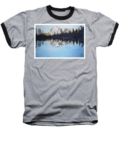 Reflection Lake Baseball T-Shirt