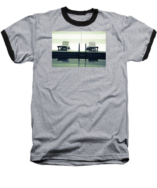 Baseball T-Shirt featuring the photograph Remember The Day by Jez C Self