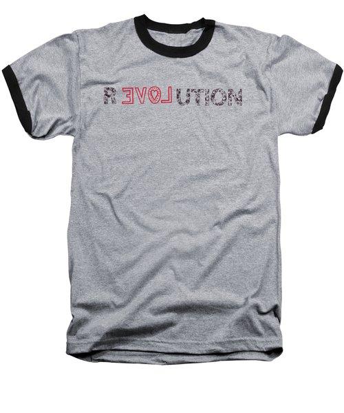 Revolution Baseball T-Shirt by Bill Cannon