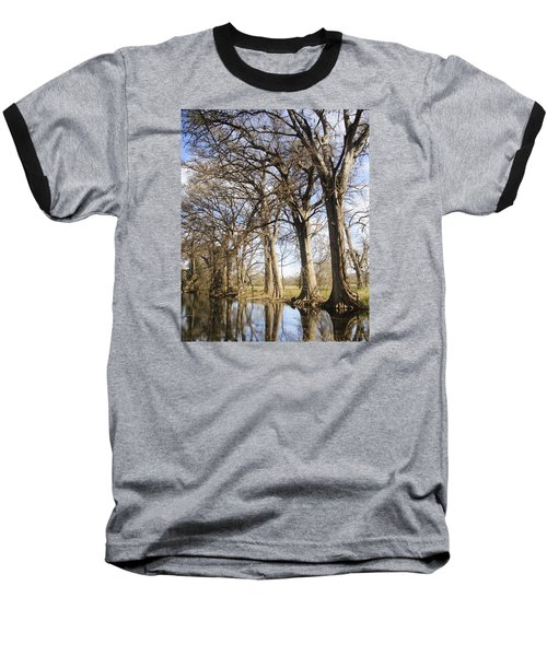 Rio Frio In Winter Baseball T-Shirt