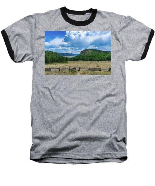 Rio Grande Headwaters #3 Baseball T-Shirt