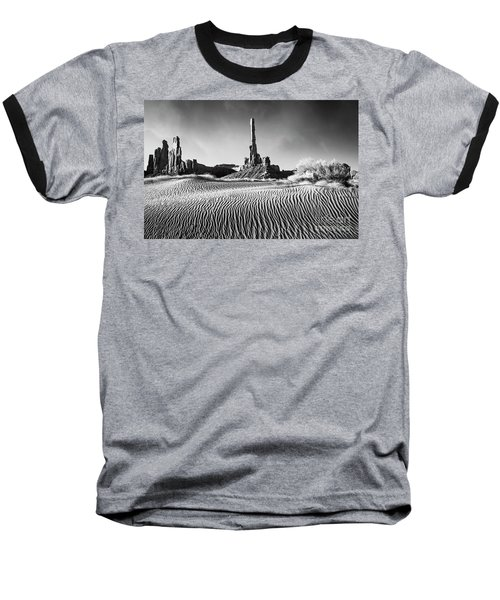 Rippled Dunes Baseball T-Shirt