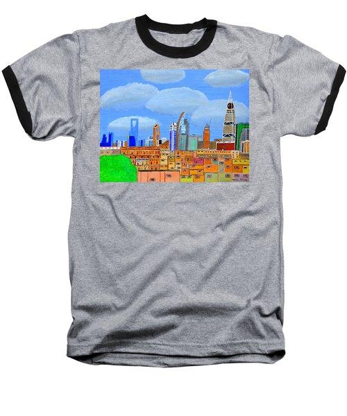 Riyadh, Saudi Arabia Baseball T-Shirt