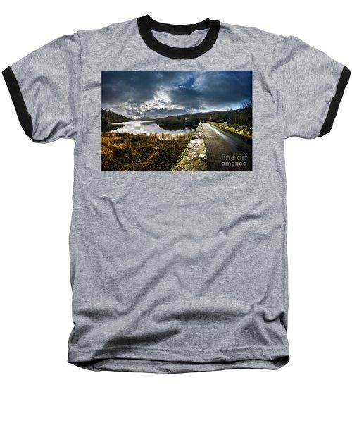 Road To Snowdon Baseball T-Shirt