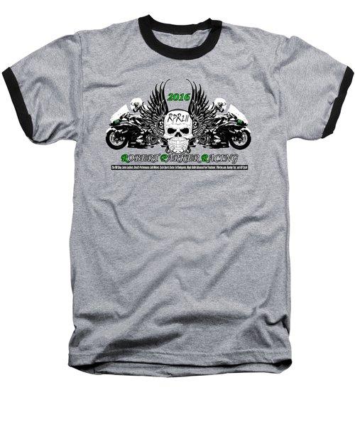 Robert Parker T004 Baseball T-Shirt