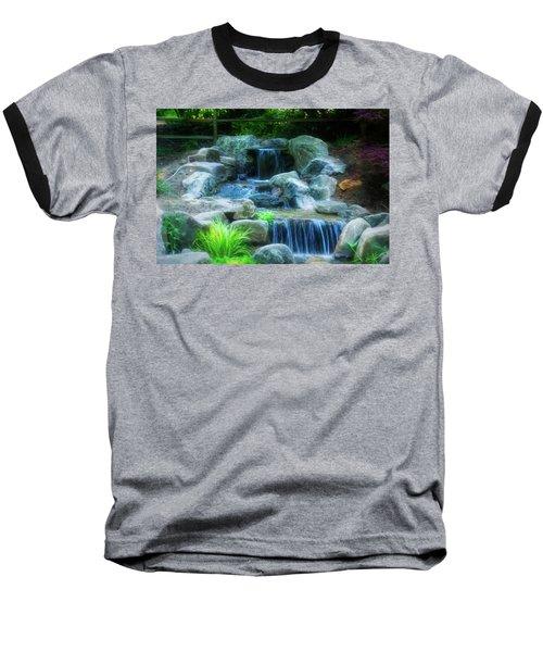 Rock Slide Baseball T-Shirt